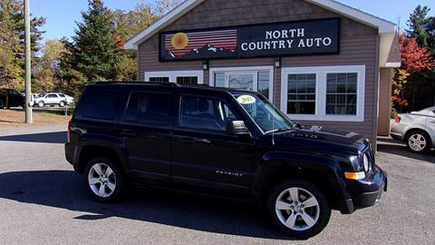2011 Jeep Patriot for sale in Lincoln, ME
