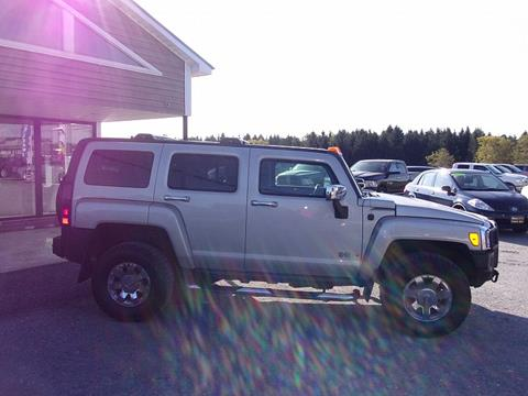 2006 HUMMER H3 for sale in Lincoln, ME