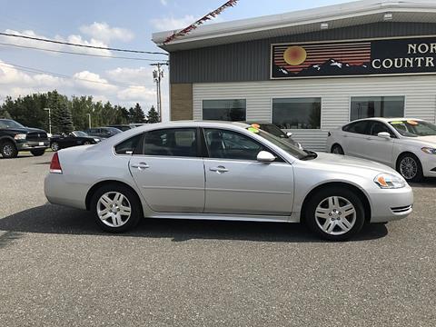 2013 Chevrolet Impala for sale in Presque Isle, ME