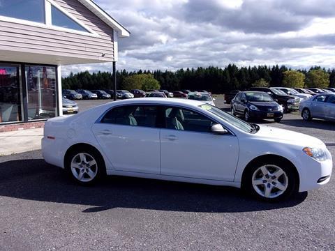 2012 Chevrolet Malibu for sale in Houlton, ME