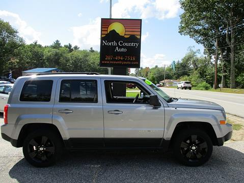 2014 Jeep Patriot for sale in Lincoln, ME
