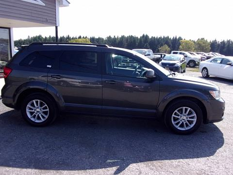 2016 Dodge Journey for sale in Lincoln, ME