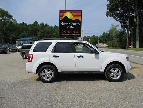 2011 Ford Escape for sale in Biddeford, ME