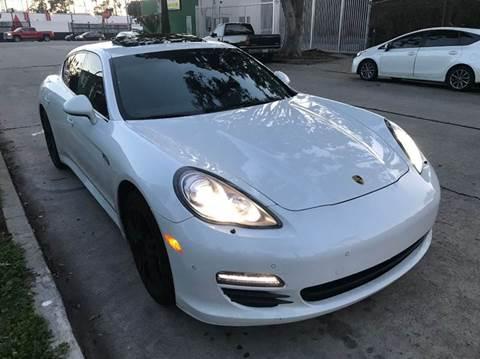 2013 Porsche Panamera for sale in Los Angeles, CA