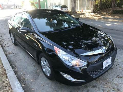 2012 Hyundai Sonata Hybrid for sale in Los Angeles, CA