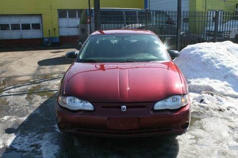 2005 Chevrolet Monte Carlo for sale in Harvey, IL
