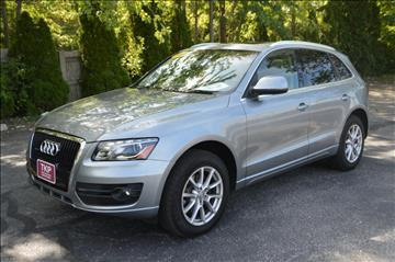 2010 Audi Q5 for sale in Eastlake, OH
