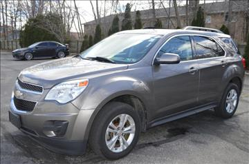 2012 Chevrolet Equinox for sale in Eastlake, OH