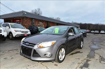 2012 Ford Focus for sale in Eastlake, OH