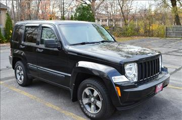 2008 Jeep Liberty for sale in Eastlake, OH