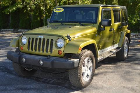 2007 Jeep Wrangler Unlimited for sale in Eastlake, OH