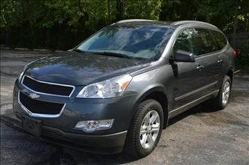 2012 Chevrolet Traverse for sale in Eastlake, OH