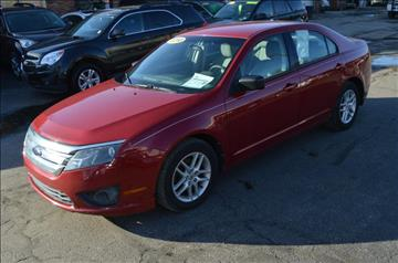 2010 Ford Fusion for sale in Eastlake, OH