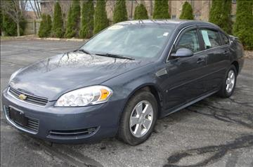 2009 Chevrolet Impala for sale in Eastlake, OH