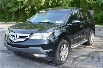 2007 Acura MDX for sale in Eastlake, OH