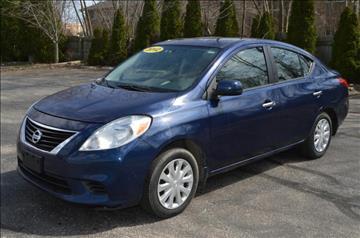 2012 Nissan Versa for sale in Eastlake, OH