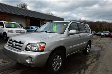 2007 Toyota Highlander for sale in Eastlake, OH