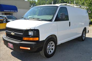 2009 Chevrolet Express Cargo for sale in Eastlake, OH