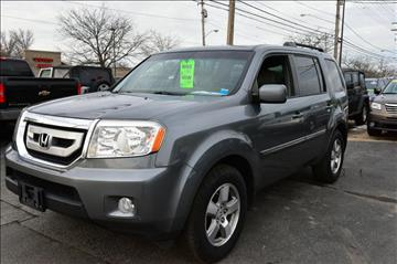 2009 Honda Pilot for sale in Eastlake, OH