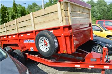 2016 Load Trail LOAD TRAILER