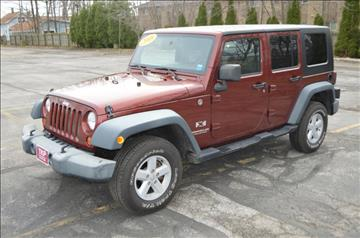 2008 Jeep Wrangler Unlimited for sale in Eastlake, OH