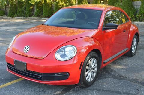2013 Volkswagen Beetle for sale in Eastlake, OH