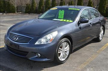 2011 Infiniti G37 Sedan for sale in Eastlake, OH