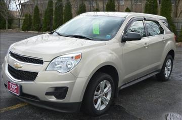 2011 Chevrolet Equinox for sale in Eastlake, OH