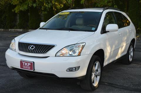 2007 Lexus RX 350 for sale in Eastlake, OH