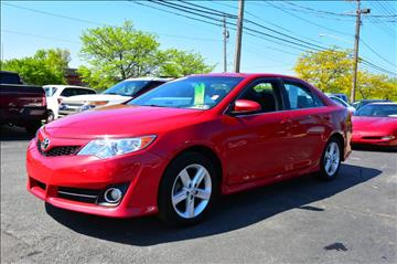 2012 Toyota Camry for sale in Eastlake, OH