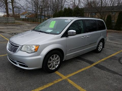 2012 Chrysler Town and Country for sale in Eastlake, OH