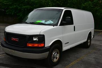 2004 GMC Savana Cargo for sale in Eastlake, OH