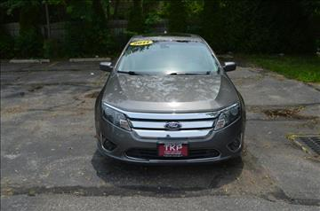 2011 Ford Fusion for sale in Eastlake, OH