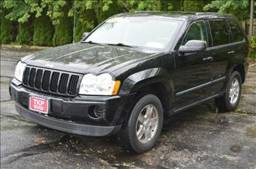 2007 Jeep Grand Cherokee for sale in Eastlake, OH