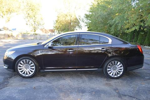 2013 Lincoln MKS for sale in Eastlake, OH