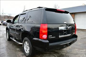 2007 GMC Yukon for sale in Eastlake, OH
