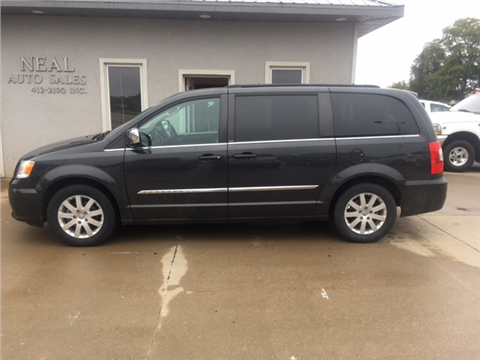 2011 Chrysler Town and Country for sale in South Sioux City, NE