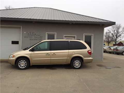 2001 Chrysler Town and Country for sale in South Sioux City, NE