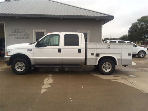 2002 Ford F-250 Super Duty for sale in South Sioux City, NE