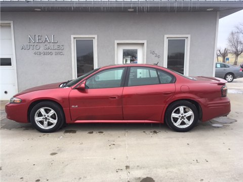 2005 Pontiac Bonneville for sale in South Sioux City, NE
