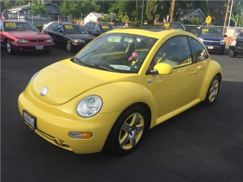 2002 Volkswagen New Beetle for sale in Roseville, CA