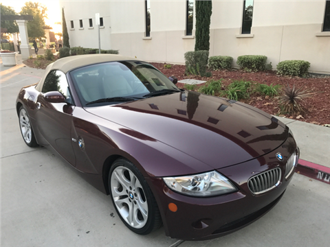 2005 BMW Z4 for sale in Roseville, CA