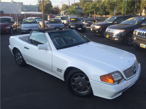 1994 Mercedes-Benz SL-Class for sale in Roseville, CA