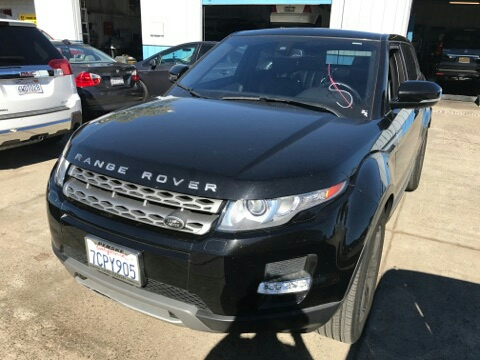 2013 Land Rover Range Rover Evoque for sale in Roseville, CA