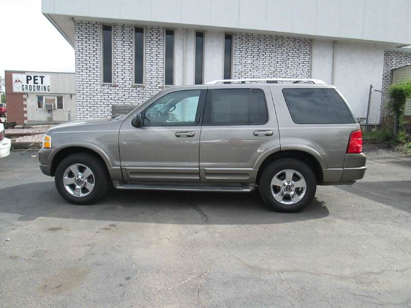2003 Ford Explorer Limited 4WD 4dr SUV - Englewood CO