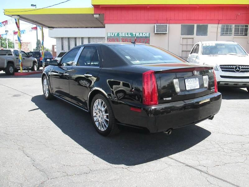 2008 Cadillac STS V8 4dr Sedan - Englewood CO