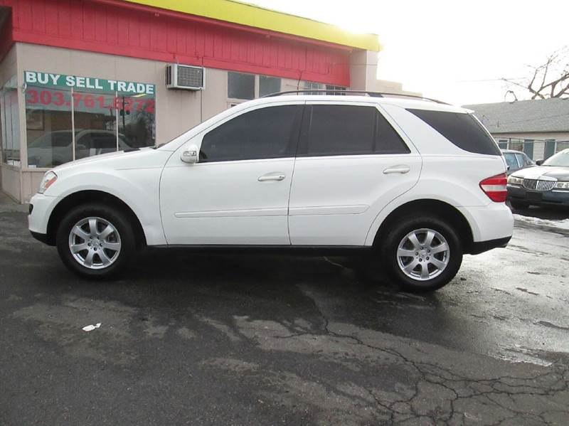 2007 Mercedes-Benz M-Class AWD ML 350 4MATIC 4dr SUV - Englewood CO