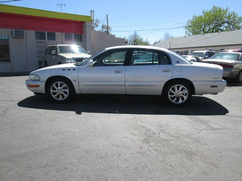 2003 Buick Park Avenue Ultra 4dr Supercharged Sedan - Englewood CO