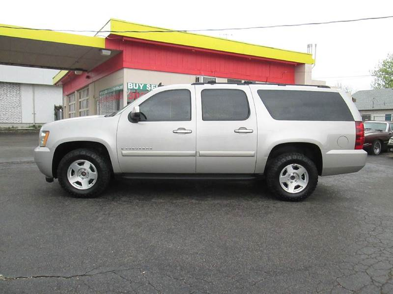 2007 Chevrolet Suburban LT 1500 4dr SUV 4WD - Englewood CO