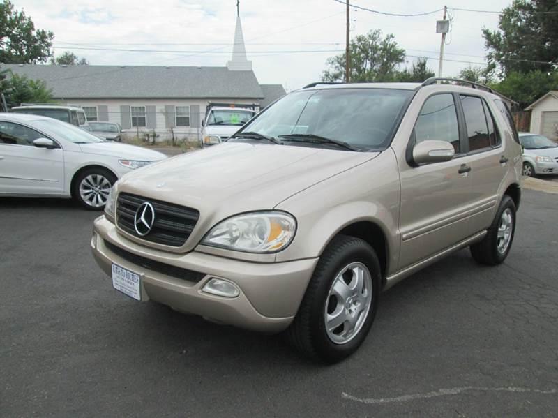 2002 mercedes benz m class for sale in spokane wa for Mercedes benz spokane
